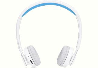Rapoo H6080 bluetooth mikrofonos kék-fehér fejhallgató (143966)