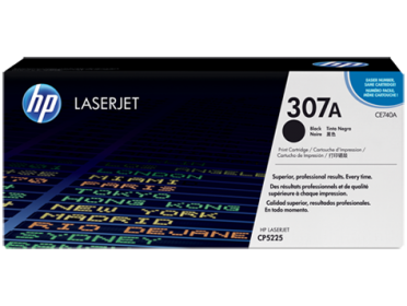 HP 307A fekete toner (CE740A)
