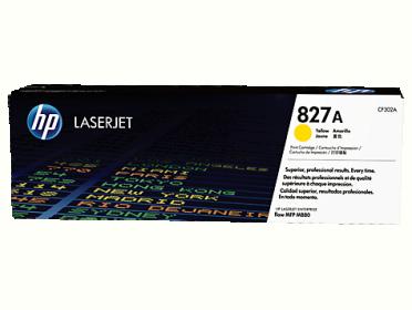 HP 827A  sárga toner (CF302A)