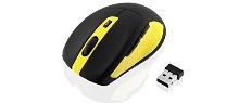 I-BOX Bee2 Pro wireless optikai fekete-sárga egér (IMOS604W)