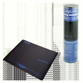 LogiLink ID0017 fekete-kék gamer egérpad