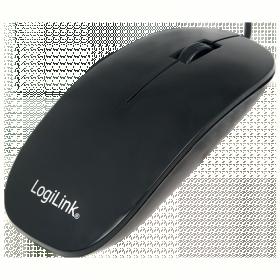 LogiLink  ID0063 USB optikai fekete egér
