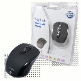 LogiLink ID0078 bluetooth optikai fekete egér