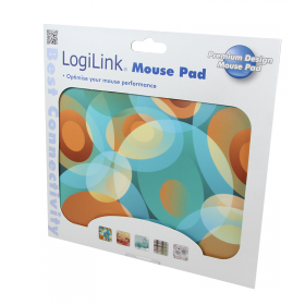 LogiLink ID0098 70-es évek mintás egérpad