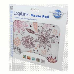 LogiLink ID0102 virágmező mintás egérpad