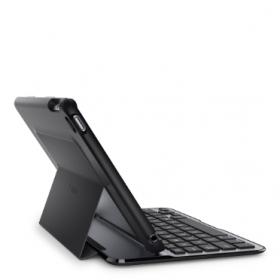 Belkin F5L191DEBLK fekete iPad Mini 4 billentyűzetes tok