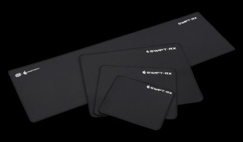 CoolerMaster STORM Swift-RX ''L'' fekete egérpad (SGS-4130-KLMM1)