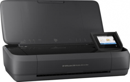 HP OfficeJet 252 mobile AiO wireless nyomtató (N4L16C)