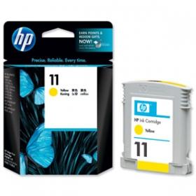 HP 11 sárga tintapatron (C4838A)