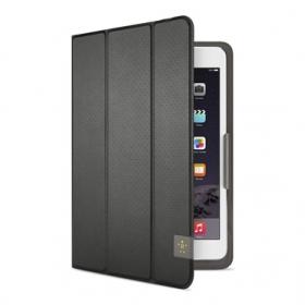 Belkin Athena Trifold Cover 8'' fekete iPad Mini tablet tok (F7N323BTC00)
