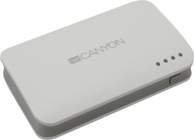 CANYON CNE-CPB78 7800 mAh fehér Powerbank (CNE-CPB78W)