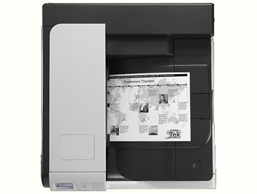 HP LJ Enterprise 700 Printer M712dn fekete lézernyomtató (CF236A)