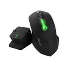 Gigabyte Aiva M8600V2 wireless lézer fekete gamer egér (GAMING MOUSE FOR M8600 V2)