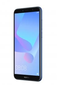 Huawei Y6 2018 Dual Sim Kék Okostelefon (51092JHR)