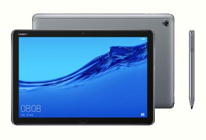 Huawei MediaPad M5 lite 10'' 32GB Wifi Space Grey Tablet (53010DHU)