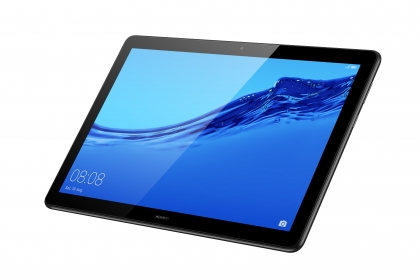 Huawei Mediapad T5 10 32GB Wifi fekete tablet (53010JAT)