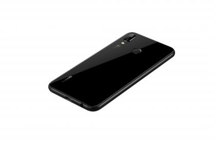 Huawei P20 lite 64GB DUAL SIM éjfekete