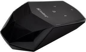 Sandberg Touch wireless optikai fekete touch egér (630-04)