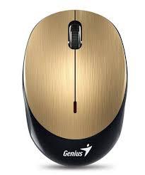 Genius NX-9000BT bluetooth BlueEye arany-fekete egér (31030120100)