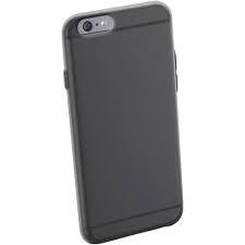 Cellularline Color Slim iPhone 6 fekete telefontok (COLORSLIPH647K)