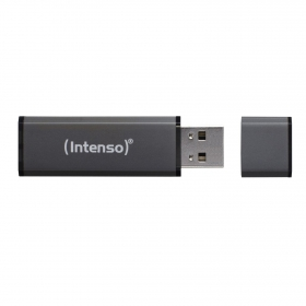 Intenso ALU LINE 64GB USB2.0 Antracit Pendrive(3521491)