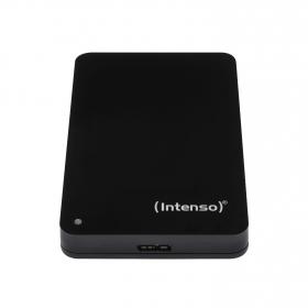 Intenso MemoryCase Külső Merevlemez 1TB Fekete (6021560)