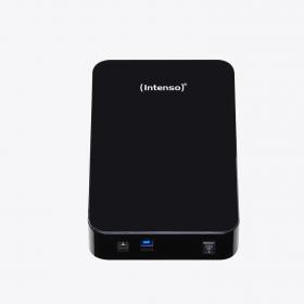 Intenso MemoryCenter Külső Merevlemez 3TB Fekete (6031511)