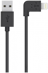 Belkin F8J147BT04-BLK Apple lightning 1,2m fekete iPhone kábel