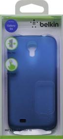 Belkin Micra Jewel Samsung Galaxy S4 kék szilikon telefontok (F8M566BTC02)
