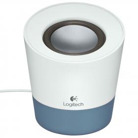 LOGITECH Z50 Multimedia Hangfal szürke-fehér (980-000804)