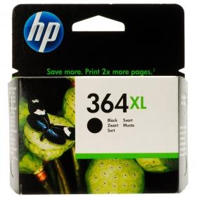 HP 364XL fotó fekete tintapatron (CB322EE)