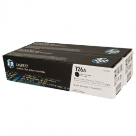 Hp 126A fekete 2 db-os toner (CE310AD)