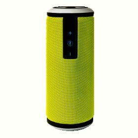 Proda X6 limezöld Bluetooth vízálló hangszóró (PRODA_131)