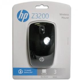 HP  Z3200 Fekete Wireless Egér (J0E44AA)