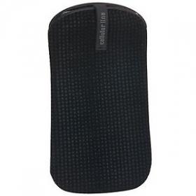 Cellularline Clean ''XL'' univerzális fekete telefontok (CLEANSLEEVECCXLBK)