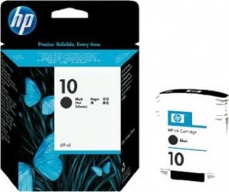 HP 10 fekete tintapatron (C4838A)