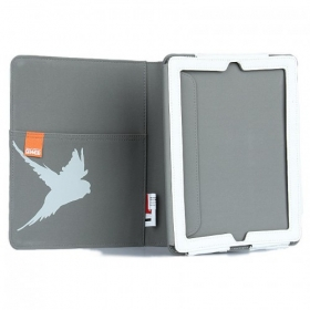 Golla Linda iPad2/3 szürke-fehér tablet tok (G1325)