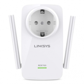 Linksys RE6700-EG wireless wifi jelerősítő