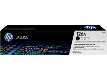 HP 126A fekete toner (CE310A)