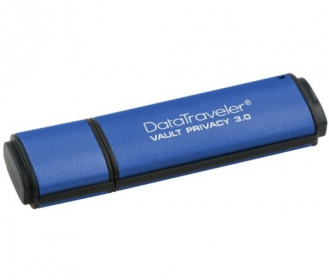 KINGSTON DataTraveler Vault Privacy 16GB USB 3.0 Pendrive (DTVP30/16GB)