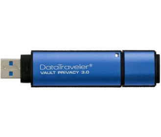 KINGSTON DataTraveler Vault Privacy 16GB USB 3.0 Pendrive (DTVP30/16GB)