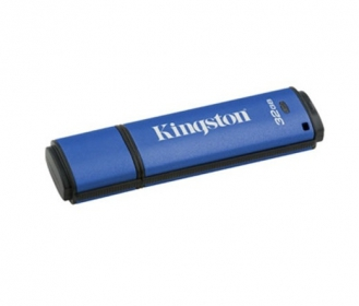 KINGSTON DataTravel Vault Privacy 32 GB USB 3.0 Pendrive(DTVP30/32GB)