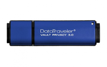 KINGSTON DataTraveler Vault Privacy 64 GB USB 3.0 Pendrive (DTVP30/64GB)