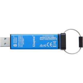 KINGSTON DataTraveler2000 Keypad 32GB USB3.0 Kék Pendrive(DT2000/32GB)