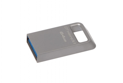 KINGSTON DataTraveler 64GB MicroUSB3.1/3.0 Ezüst Pendrive (DTMC3/64GB)