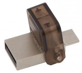 KINGSTON DataTraveler microDuo 32GB USB 2.0/micro USB Pendrive(DTDUO/32GB)