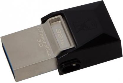 KINGSTON DataTraveler microDuo 32GB USB 3.0 Pendrive(DTDUO3/32GB)