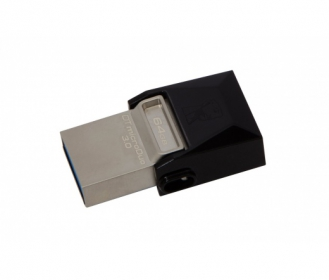 KINGSTON DataTraveler microDuo 64GB USB 3.0 Pendrive(DTDUO3/64GB)