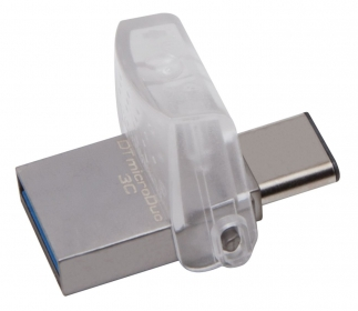 KINGSTON DataTravel microDuo 3C 64GB Pendrive(DTDUO3C/64GB)