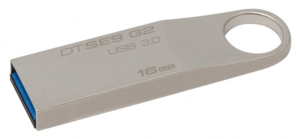 KINGSTON DataTravel SE9 G2 16GB USB3.0 Ezüst Pendrive (DTSE9G2/16GB)